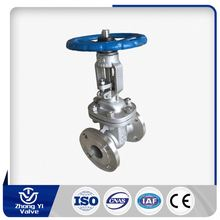 High quality low price thread industrial female thread gate valve for steam service