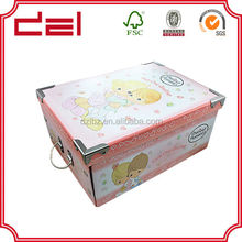 Cheap plain cardboard shoe box wholesale from China supplier