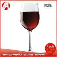 Professional Factory Supply Good Price gift craft wine glass with good prices