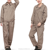 AG-WYWW6001CP safety dungaree European work uniform factory worker uniform for womens