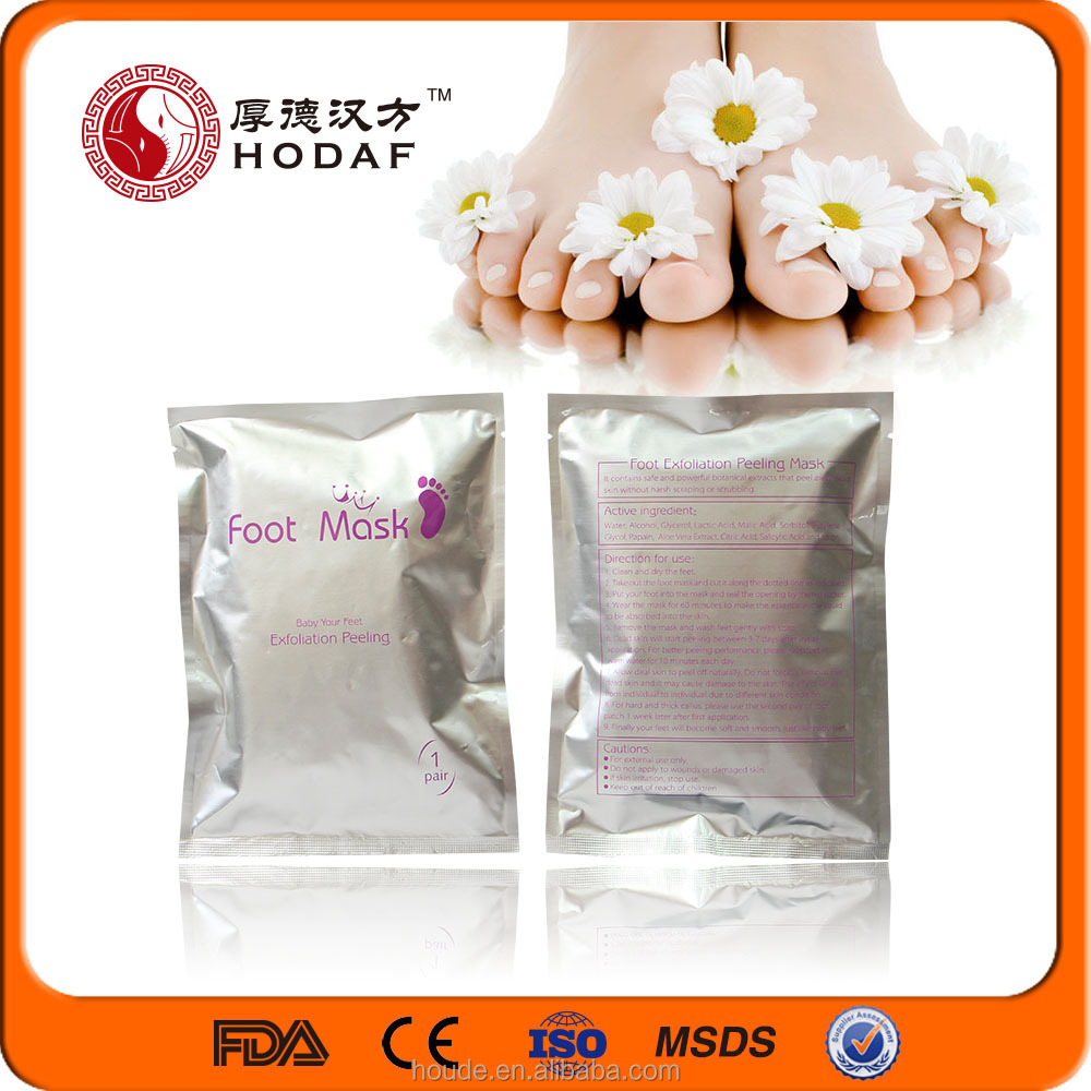 Magic korean Feet Care Product Whitening Foot Mask