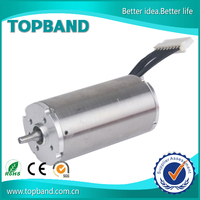 36mm diameter nice brushless 24v dc drill gear motor