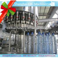 Magnetic Gear Pump Water Liquid Filling Machine