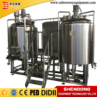 500L 1000L Hot Sale Micro Beer