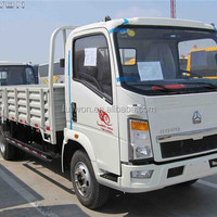 China Howo RHD 5 Ton Lorry