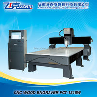 low price CNC wood engraving routermachine