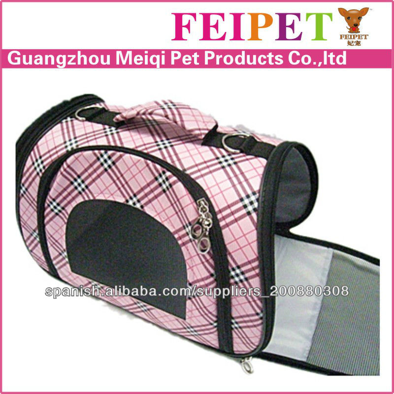 luxury designer dog grooming bag dog pet cage
