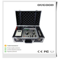 High sensitivity Diamond emerald metal detector of gold and precious stones, underground deep search gold detector
