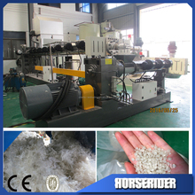 granulator pellet machine/two stage plastic recycling machine/2 stage pelletizing line