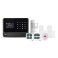 App control home GSM WiFi alarm wireless home alarm system
