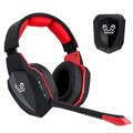 New 2.4Ghz optical digital wireless gaming headphone big earcups over-ear gaming headset for Xbox ONE Xbox360 PS3 PS4 PC TV