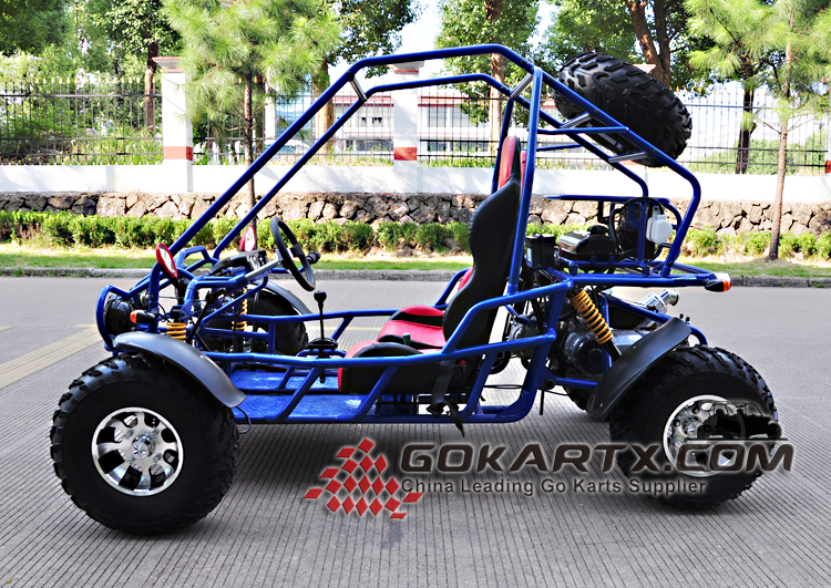 2015 popular 300cc adult pedal go kart two seater/dune buggy engines for sale