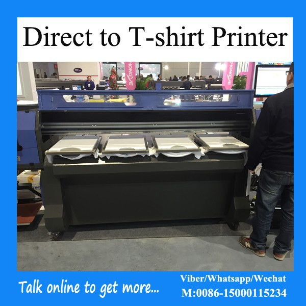 Hot selling anajet t-shirt printer with low price