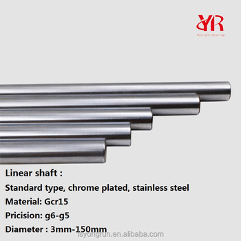Cheap carbon or stainless steel shaft from Chinese mufacturer