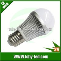 3-10w 5w bulbs e10 220v led