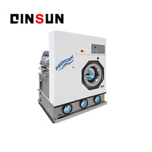 hydrocarbon dry cleaning machine and laundry machine