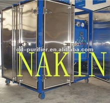 Weather Proof Transformer Oil Purification Plant