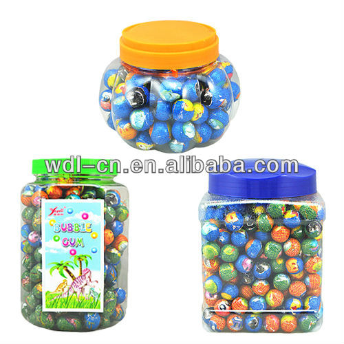 Confectionery gum myrrh edible bubble gum