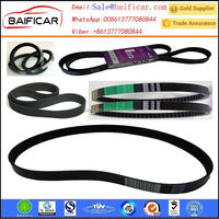 NR&CR material strong durable flat rubber drive belts for exporting