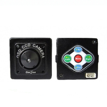 "1/3"" Sony Effio-E Ex-view HAD II CCD 960H Mini Hidden Camera"