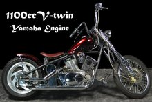 ACZ1100 V-Twin Chopper motorcycle