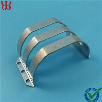 manufacturer nickel plated steel stamping metal part