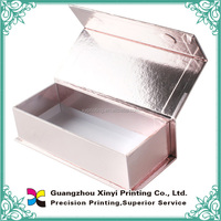 China Factory Bulk Produce High End Sparkling Cardboard Gift Jewelery Box