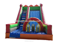 High quality inflatable slip and slides from factory PVC 0.55MM PVC tarpaulin for sale