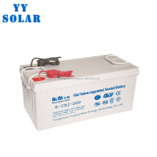 CE approved 12v 200ah lead acid battery plate