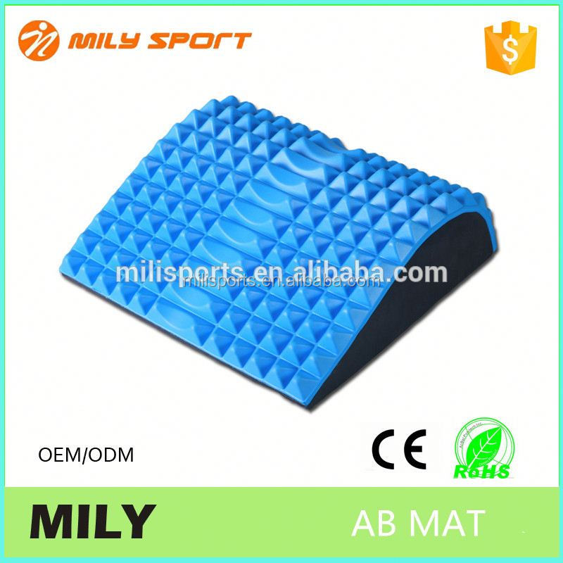 MILY Abdominal natural rubber puzzle exercise mat Density