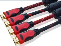 wholesale monitor hdmi cable with nylon cover