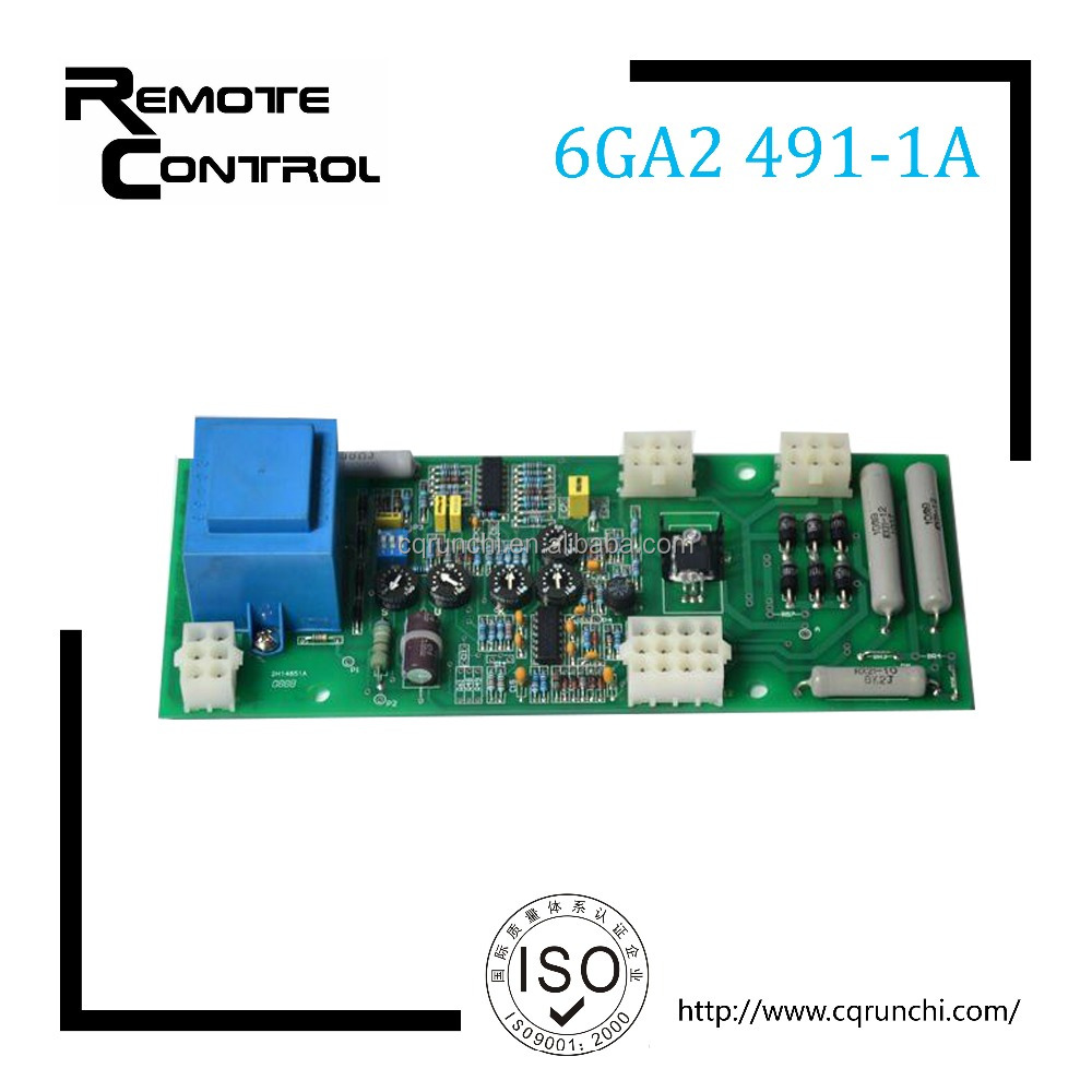Generator Automatic Voltage Regulator AVR 1FC6 Series 6GA2-491-1A
