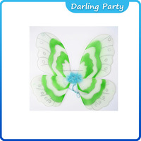 wholesale kids beautiful Fairy Butterfly folded wings isis