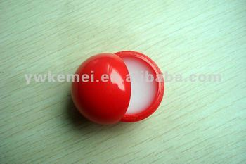 ball shape lip balm