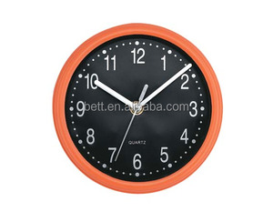 Modern design decorative customised design wall clock