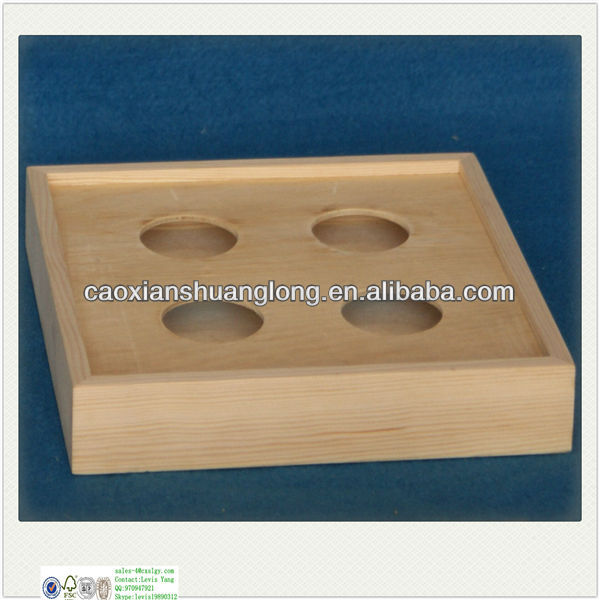 Wooden Egg Box/Unfinished Wooden Boxes To Decorative/Small Wooden Boxes Craft To Decorate