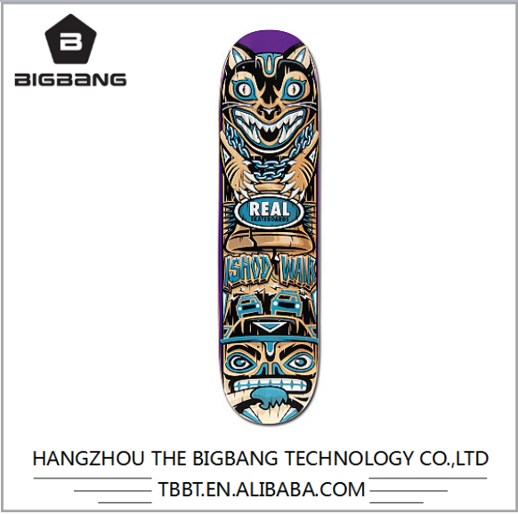 BIGBANG hangzhou griptape for skateboard golf skateboard mobile styles young sport best grade cheap hoover board skateboard