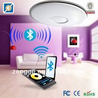 remote wireless work lights temperature controlled ceiling fan