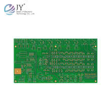 Customized 4 layer printed circuit boards 21 crt tv circuit board