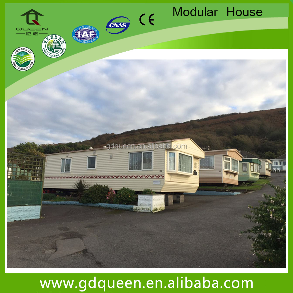 Sandwich panel steel container modular prefab house