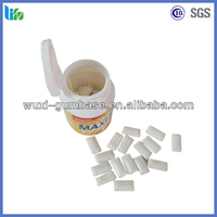 Hot sell xylitol Dragee chewing gum vitamin blister packaging xylitol gums