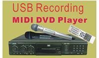 Karaoke Player with Recorder,MIDI DVD Karaoke Player(DVP-10)