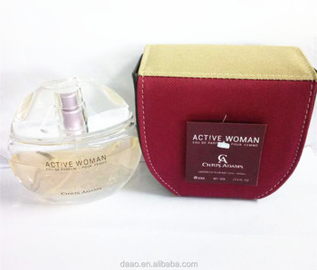 IDM/OEM/OBM/ODM Private Label High QualityIn active woman perfume 30ml Female wholesale