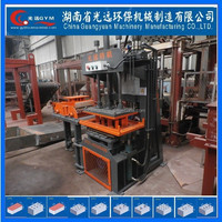 New arrival low cost burn free brick machine
