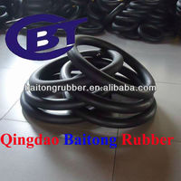 butyl/natural motorcycle inner tube