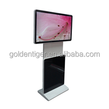 network media new model mp3 player sign display stand tv 55 inch usb multi touch screen vertical lcd advertising monitor