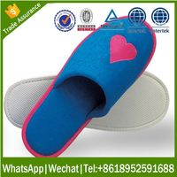 Cheap Disposable Guest guest slipper nude kids indoor slippers unisex