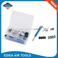Tire repair tools kit
