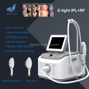 CE1282 Approved Best Portable Hair Removal Machine