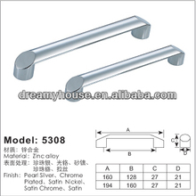 Fancy Anodized Aluminum Furniture Hardware
